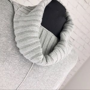 Cynthia Rowley Snuggly Cowl Neck Sweater